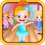 Baby Hazel Ballerina Dance for pc logo