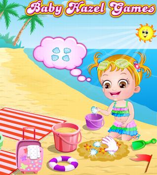 Baby Hazel Beach Holiday pc screenshot 1