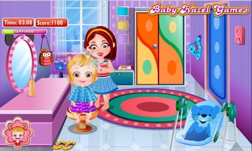 Baby Hazel Beach Party pc screenshot 2