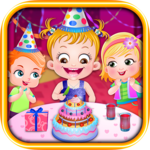 Baby Hazel Birthday Party icon