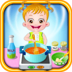 Baby Hazel Kitchen Time icon