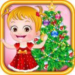 Baby Hazel Christmas Time for pc logo