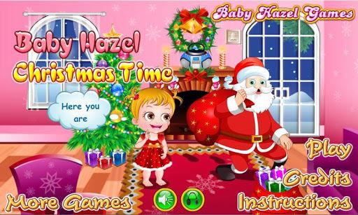 Baby Hazel Christmas Time pc screenshot 1