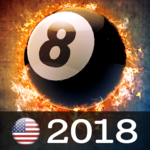 Hot! 8 Ball Online Free Pool Game 2019 icon