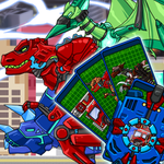 Transform Dino Robot - General Mobilization icon