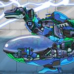 Mosa Plesio - Dino Robot icon