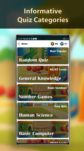 Kids Quiz - An Educational Quiz Game for Kids PC screenshot 2