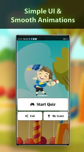 Kids Quiz - An Educational Quiz Game for Kids PC screenshot 3