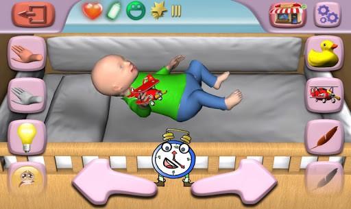 Alima's Baby (Virtual Pet) pc screenshot 1