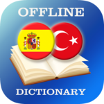 Spanish-Turkish Dictionary icon