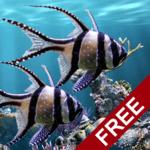 The real aquarium - LWP icon