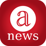Anews: all the news and blogs icon