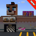 Five nights at Minecraft icon