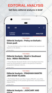 Daily Editorial 🗞-Vocabulary & Current affairs pc screenshot 1