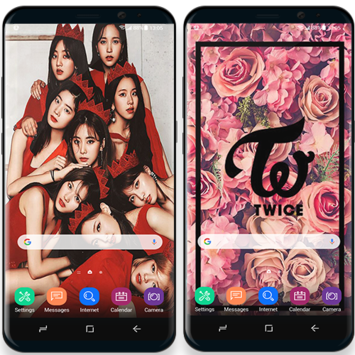 TWICE wallpapers KPOP HD pc screenshot 1