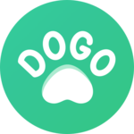 Dogo - Your Dog's Favourite Training App for pc logo