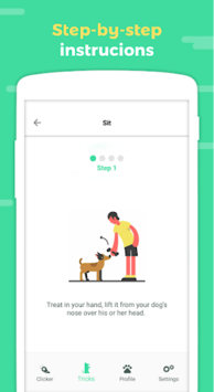 Dogo - Your Dog's Favourite Training App pc screenshot 1