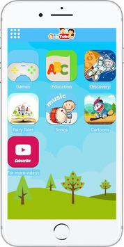 KidsTube - Safe Kids App Cartoons And Games pc screenshot 1