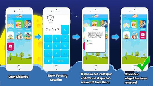 KidsTube - Safe Kids App Cartoons And Games pc screenshot 2