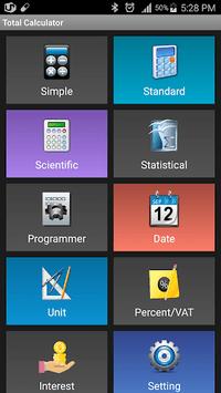 Total Calculator pc screenshot 1