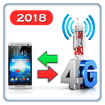 3G to 4G Switch 2018 - LTE Converter icon