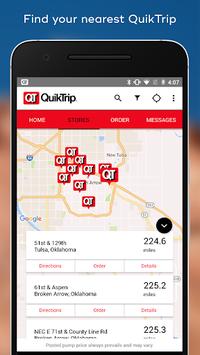 QuikTrip: Food, Coupons, & Fuel pc screenshot 2