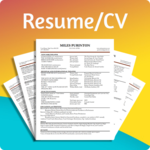 Resume Generator:Free CV Maker,Templates Builder icon