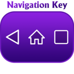 Navigation Control Bar - Simple Control icon