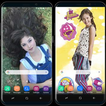 Soy Luna Wallpaper HD pc screenshot 1