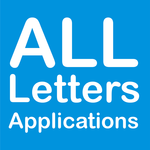 Sample Letters Applications icon