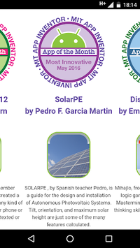 SOLARPE PV Photovoltaic Energy pc screenshot 1
