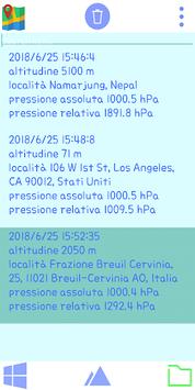 Precise altimeter free pc screenshot 1