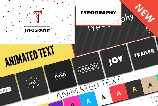Animated Text – Text Animation Maker pc screenshot 1