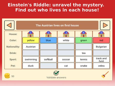Smart Games - Logic Puzzles pc screenshot 1