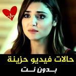 حالات حزينة بدون نت للواتس - فيديوهات حزينة icon