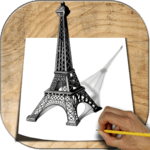 Learn to Draw 3D for pc logo