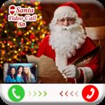 Santa Claus Video Call : Live Santa Video Call icon