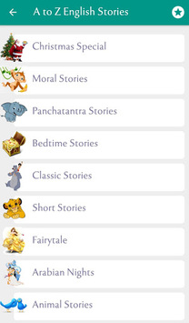 500+ Famous English Stories pc screenshot 1
