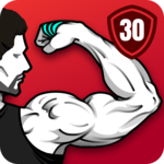 Arm Workout - Biceps Exercise for pc logo