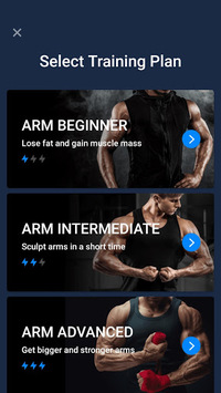 Arm Workout - Biceps Exercise pc screenshot 1