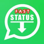 Fast Status Downloader (status saver) icon