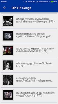 Malayalam Old Video Songs pc screenshot 2