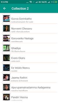 Telugu Old Songs Video - తెలుగు పాత పాటలు pc screenshot 2