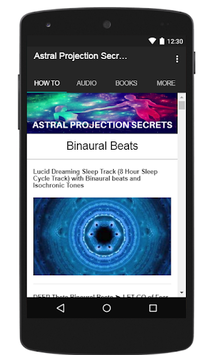 Astral Projection Secrets pc screenshot 1