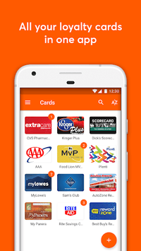 mobile-pocket loyalty cards pc screenshot 1