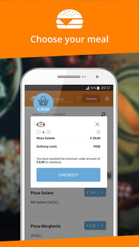 Lieferservice.at - Order food pc screenshot 1