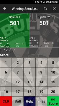 Darts Scoreboard: My Dart Training pc screenshot 2