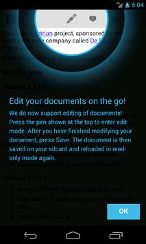 OpenDocument Reader pc screenshot 1