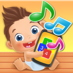Baby Phone - Games for Babies, Parents and Family for pc logo
