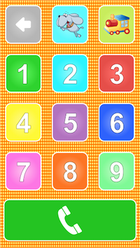 Baby Phone - Games for Babies, Parents and Family pc screenshot 1